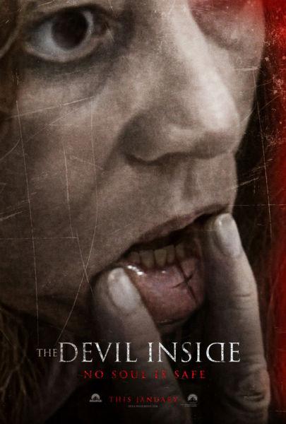 《心中的恶魔》海报