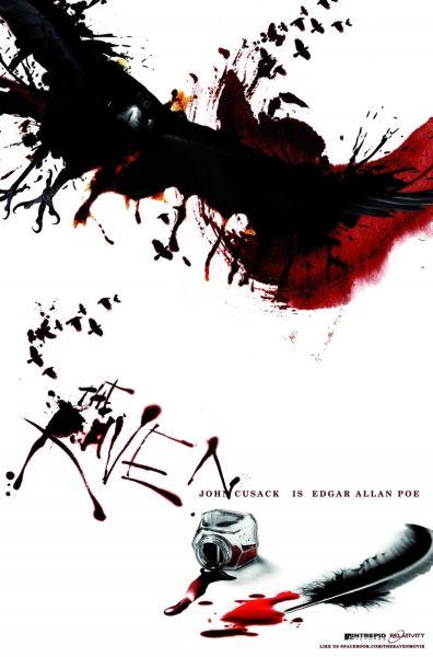《乌鸦》海报