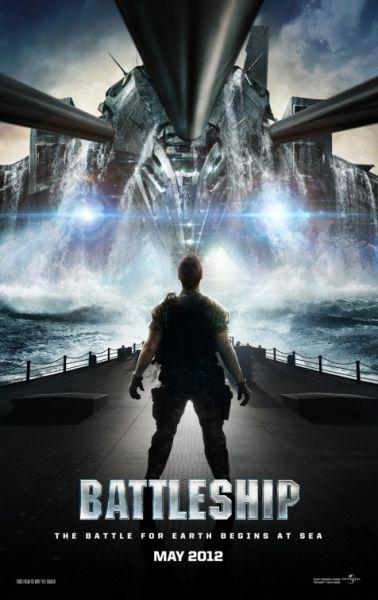 《战舰》海报