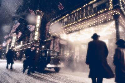 《梅兰芳》人工降雪黎明为拍雪景申请加戏(图)