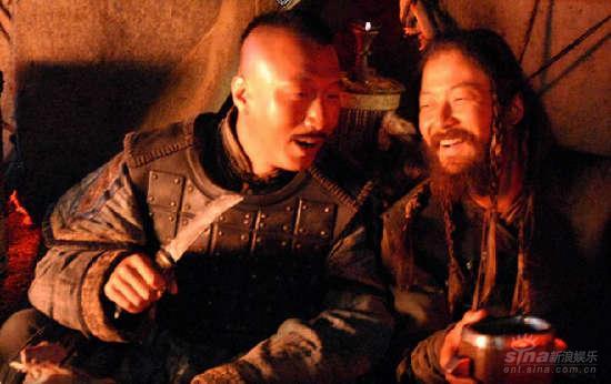 孙红雷走出《蒙古王》完全融入《梅兰芳》(图)