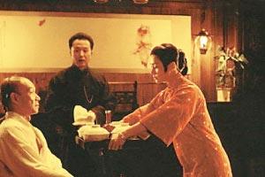 阿娇《梅兰芳》剧照曝光阿Sa护友备感乏力(图)