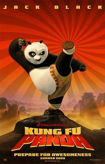 《功夫熊猫》18日现身上海首映所得捐赠灾区
