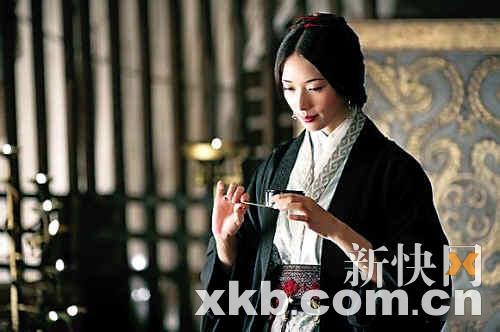 解密《赤壁》:孙尚香性感部兵小乔色诱曹操