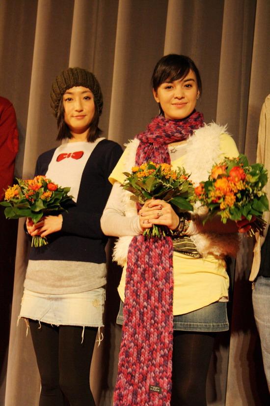 电影《渺渺》进军柏林两位女主演短裙抢镜(图)