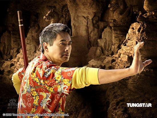 周润发宣传《七龙珠》不忘为周星驰辩护(图)