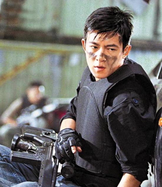 陈冠希称不害怕确定出席电影《神枪手》首映
