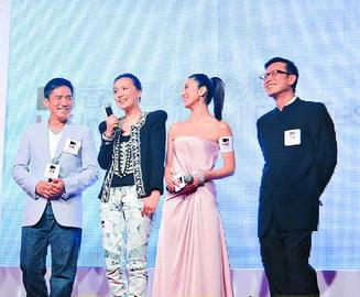 《东邪西毒》香港首映刘嘉玲避谈造人传闻(图)