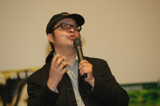 章家瑞否认与张静初合作终结为《红河》征结尾