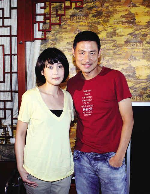 """《全城热恋》热拍张学友刘若英为对方""""复出"""""""