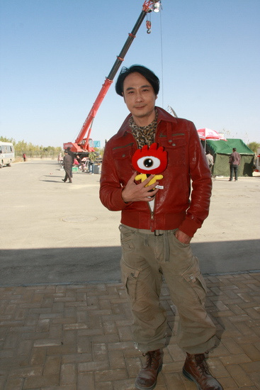 吴镇宇:《四大名捕》打乱我的人生计划(图)