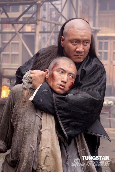 《十月围城》齐聚台湾造势电影首试片观众痛哭