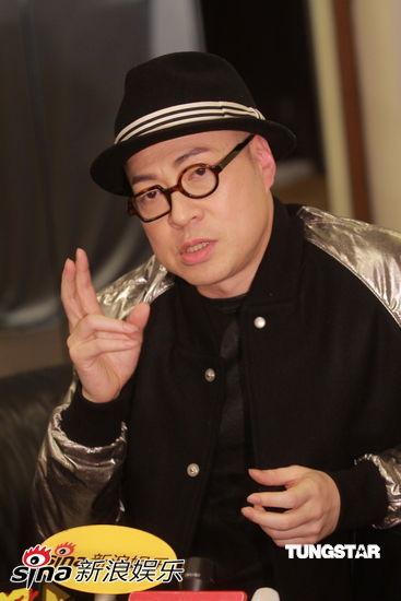 詹瑞文出演《美丽密令》称想自己当导演