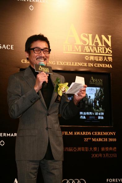 亚洲电影大奖提名公布《十月围城》6提名领跑