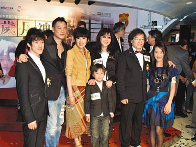 《岁月神偷》柏林收获水晶熊香港首映受重视