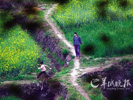 探查《山楂树之恋》片场静秋老三是这样曝光的