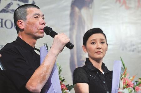 冯小刚徐帆谈《大地震》:感动了就抱你的亲人