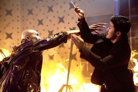 《全城戒备》今日公映四大火爆对决惊现大银幕