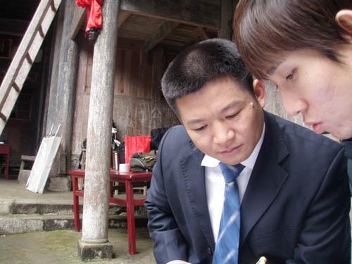 《爱上油菜花》后期完成制片人苏泉:大全像我
