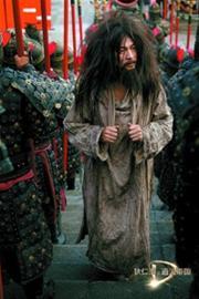 《狄仁杰》造型曝光刘嘉玲漂白眉刘德华犀利范
