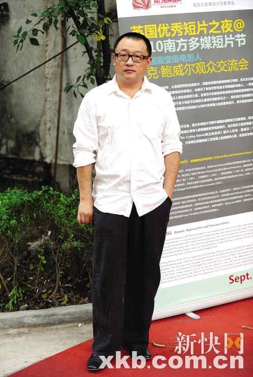 王小帅:《日照重庆》上映日期仍是谜(图)
