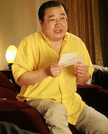 英达《爱情维修站》宣传盛赞陈佩斯是喜剧伯乐