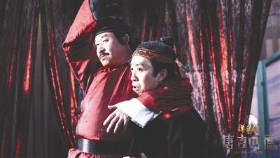 李菁演戏用上相声本行《唐吉可德》引人发笑