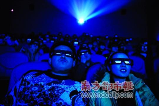 从《唐吉可德》看国产3D电影:困顿中亢奋前行