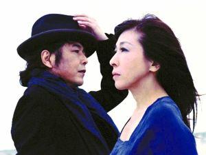 """神思者 日本新世纪音乐的二人组合""""神思者""""成立于1984年,成员包括胜木由佳里和深浦昭彦"""