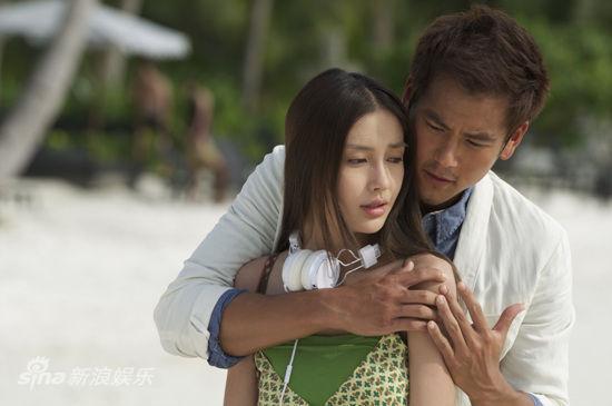 angelababy携手彭于晏浪漫寻爱