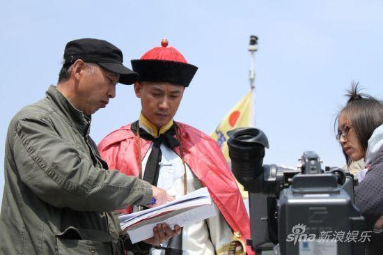 陆毅与导演冯小宁