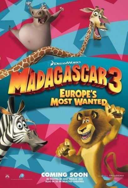 《马达加斯加3》第二