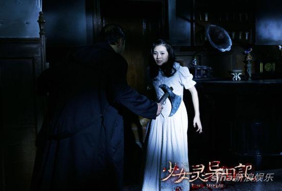 《女生头像看点》三大少女揭秘可爱韩国日记灵异图片
