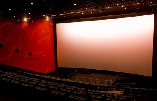 中国巨幕厅屏幕