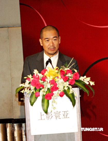 上影寰亚公司上海成立张国立出任总经理(组图)
