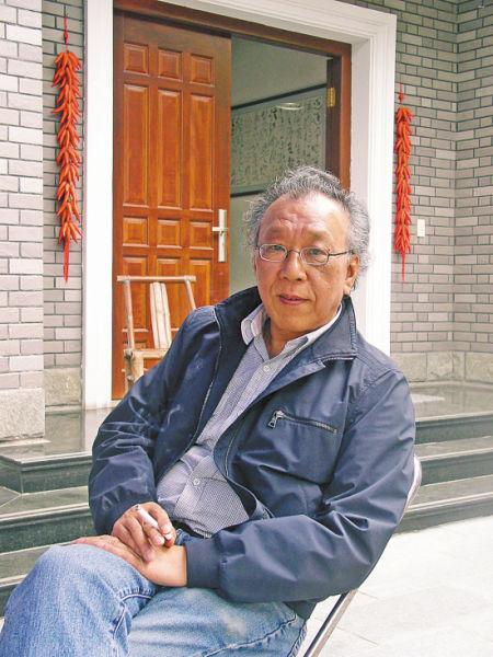 著名编剧邱刚健于11月27日在北京逝世,享年74岁(资料图)