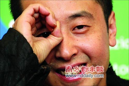 《无用》米兰影展再获殊荣贾樟柯致谢大会(图)