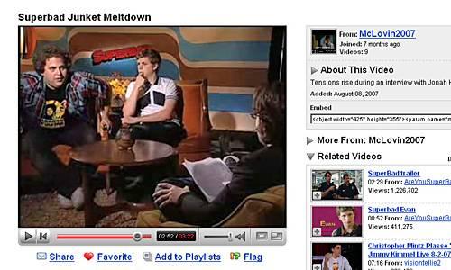2007年十大电影网络营销典范--《太坏了》
