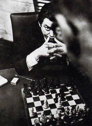 库布里克的导演长成式:他曾经靠赌棋为生(图)