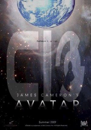 卡梅隆十年磨一剑科幻巨片明年年底公映(图)