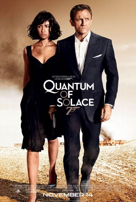 《量子危机》首周6600万创历史同期最好成绩