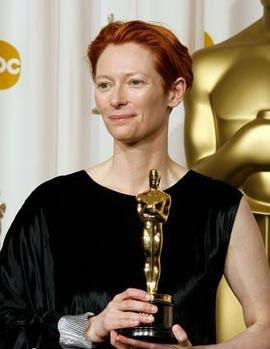 蒂尔达-斯文顿将担任09年柏林电影节评委会主席