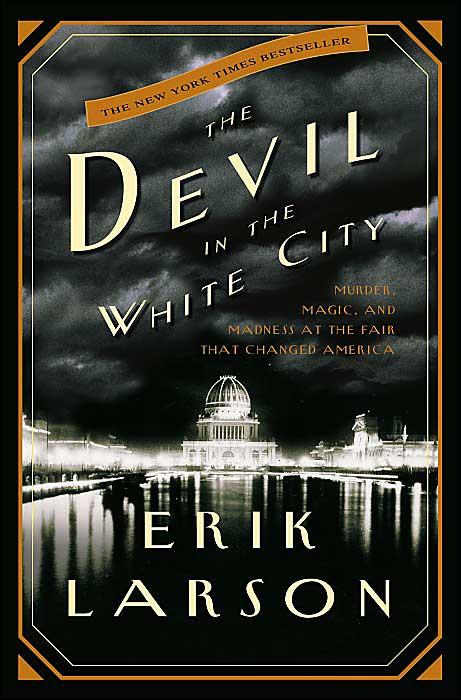 大卫-芬奇下一步有望改编小说《白城恶魔》(图)