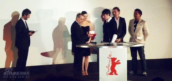 柏林电影节短片金熊奖揭晓爱尔兰影片折桂(图)