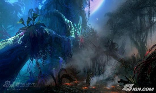 卡梅隆《化身》同名游戏登场未来世界端倪初现