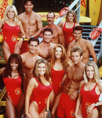 老版美剧《海滩救生员》将以喜剧形式重拍(图)
