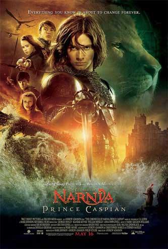 《纳尼亚传奇3:黎明踏浪号》开机拍摄(图)