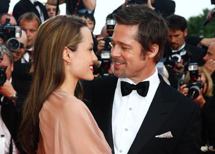 朱莉:我和皮特很好会缺席奥斯卡颁奖礼