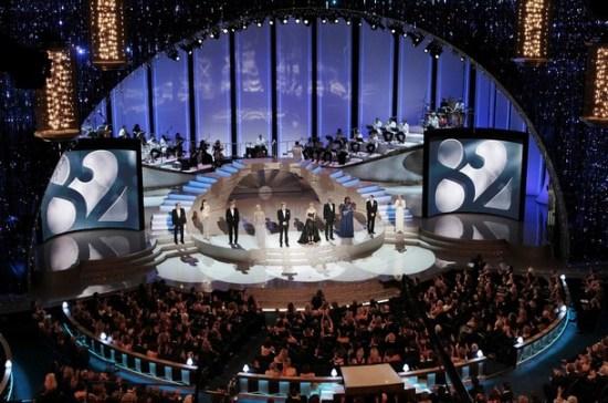 4100万人收看奥斯卡颁奖礼收视率五年来最高