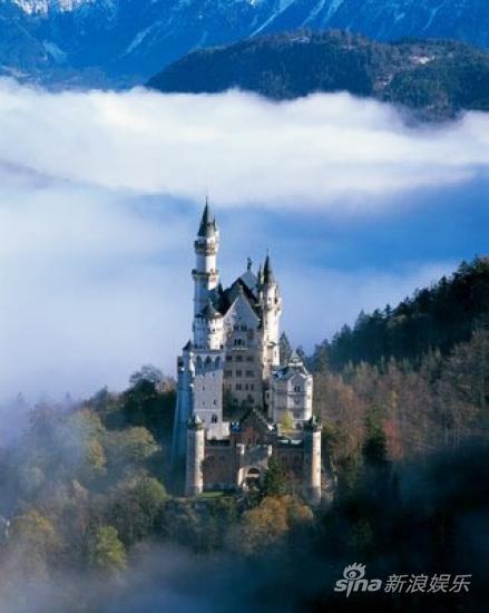 《查理曼大帝密码》将上映带你走进童话德国